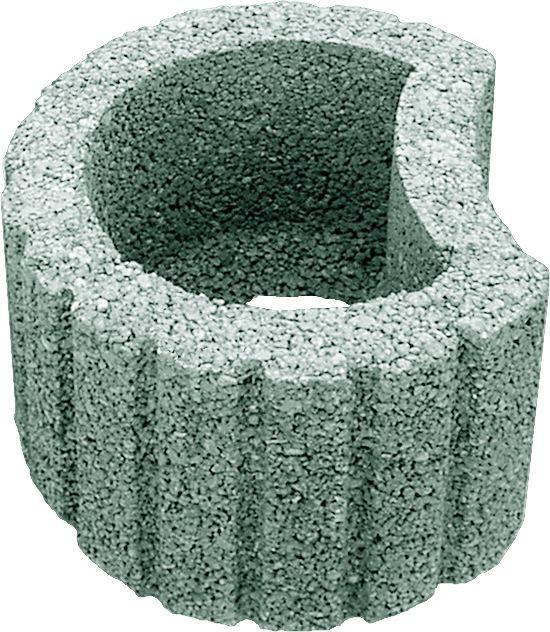 Pflanzring  klein  grau 30 / 20 cm   GK 20/L1129