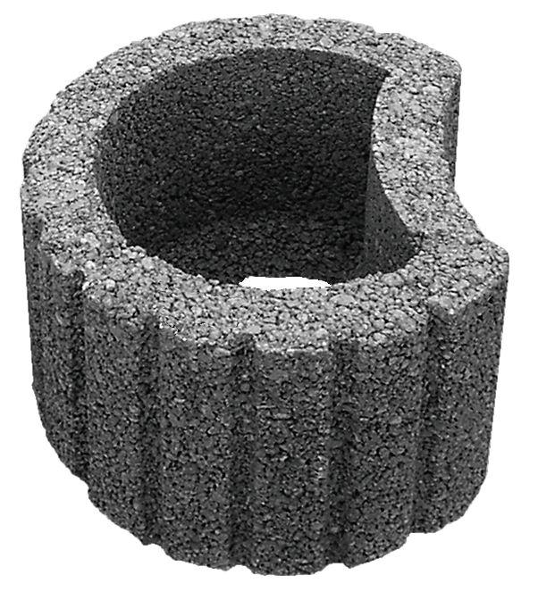 Pflanzring  klein  anthrazit 30 / 20 cm   GK 20/L1278