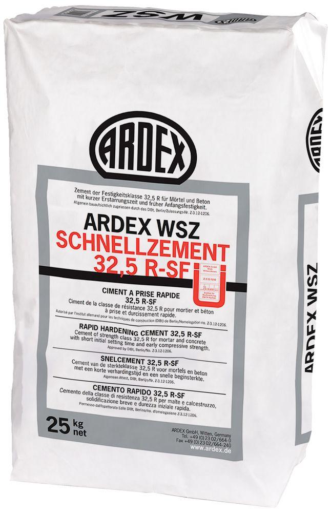 ARDEX Wittener Schnellzement 32,5 R-SF 25kg