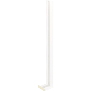 Heering Zwischenstück 35 x 300 mm Nr. 2138 verkehrsweiss