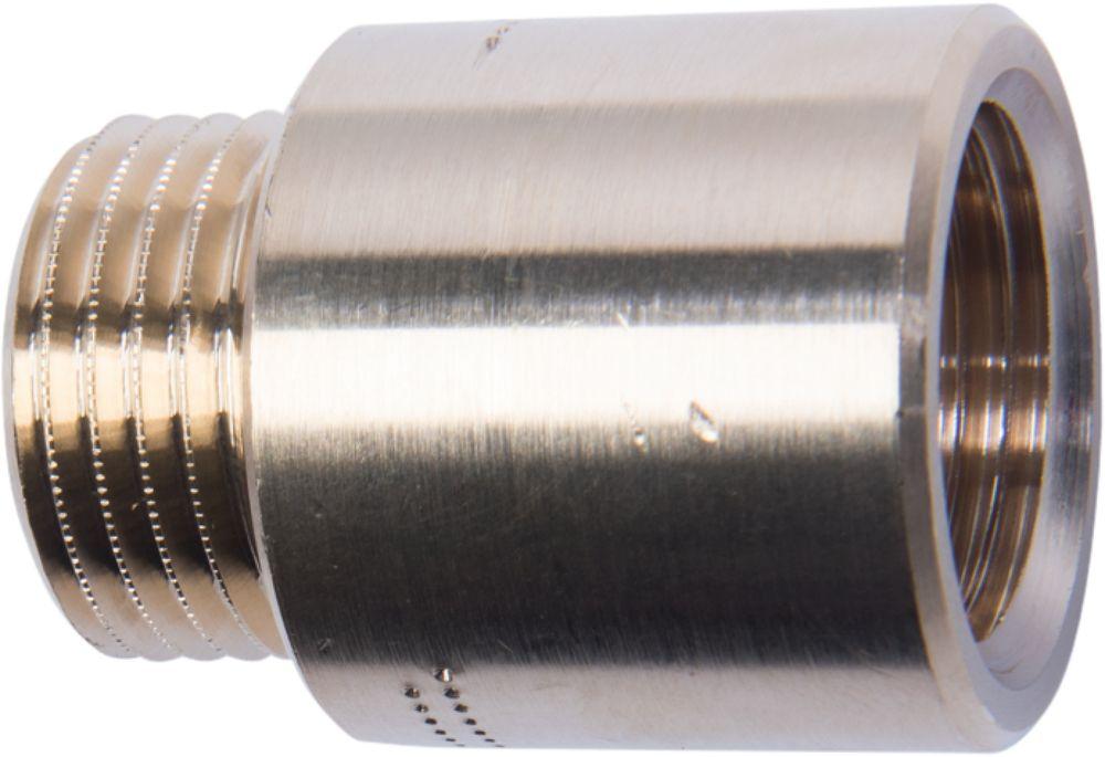Messing Hahnverlängerung 1/2x40mm