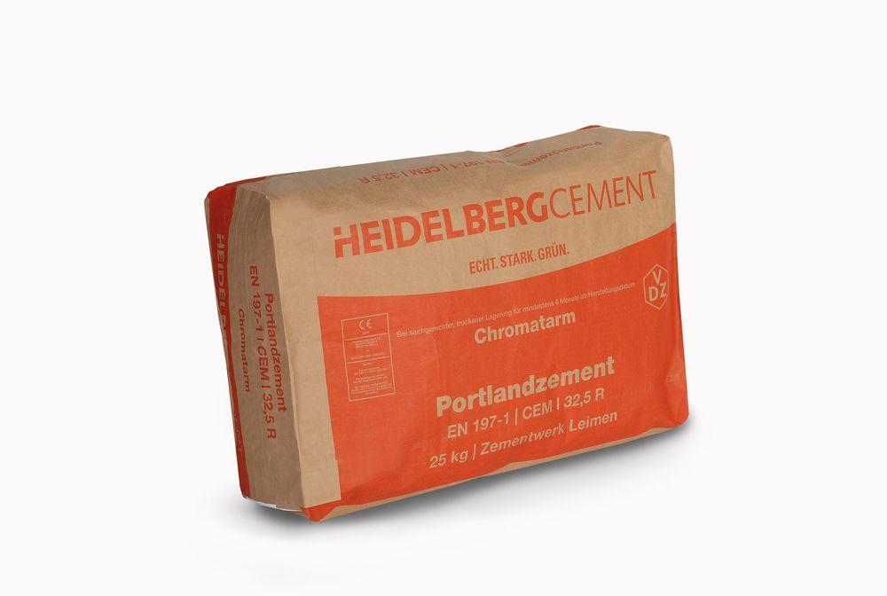 Portlandzement CEM I 32,5 R 25Kg