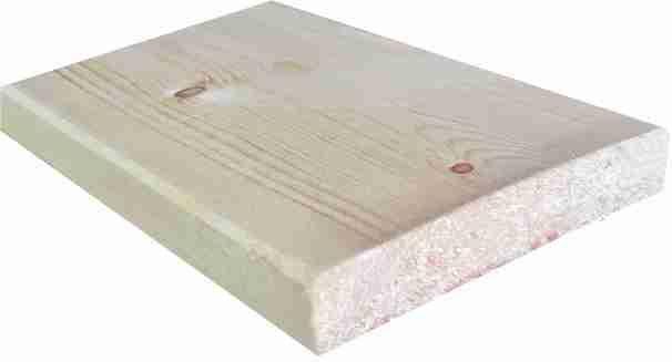Glattkantbretter, 21 mm stark, Fi/Ta, in verschiedenen Längen und Breiten