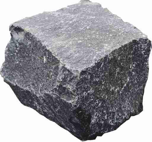 Basalt Kleinpflaster 8/11 cm schwarz