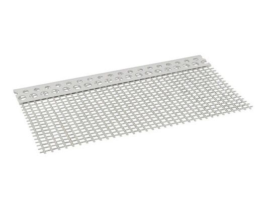 Putzabschlussprofil  10 mm 2,60 m # 4204