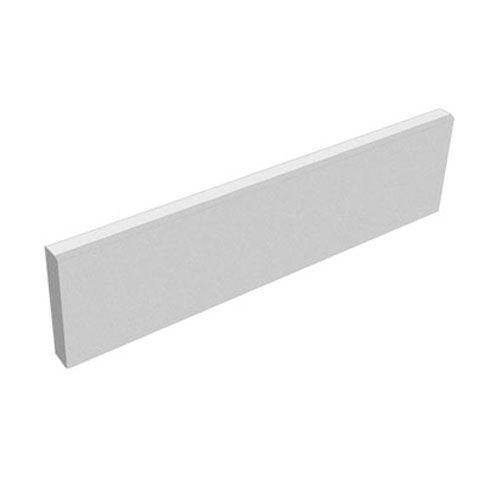 Rasenkante grau 5 x 25 x 100 cm