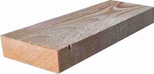 Schalung  24 x 72 mm gehobelt & trocken 4,50 m