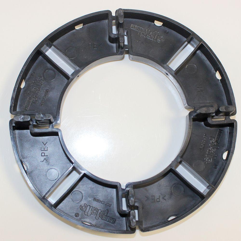 Plattenlager / Stelzlager 15 mm PP 155 / 15