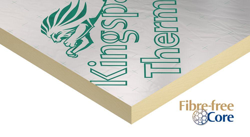 Kingspan Therma TF70 60 mm WLS024 Fußboden Dämmplatte 1200x600 mm