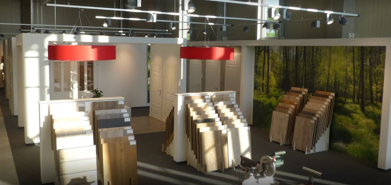 Baustoff-Ausstellungen bei Dietrich Baustoffe