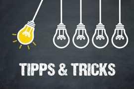 Tipps & Tricks rund um das Thema Bauen